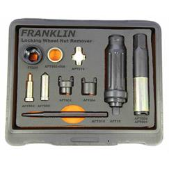 Franklin Impact Wheel Nut Removal Set + Impact Driver