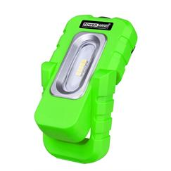 Powerhand Cordless SMD Palm Lamp Green