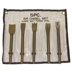 PCL 5 pce Air Chisel Set