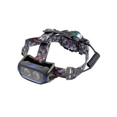 Rechargeable LED Head Torch with Auto Dimming