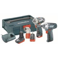 Metabo Combo Drill/Driver Set