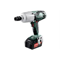 Metabo Impact Wrench 1/2?dr 600 Nm