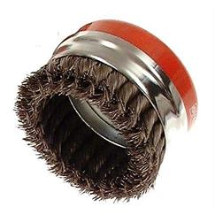 Franklin Twisted Knot Brush 100mm Cup
