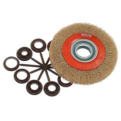 Franklin Bench Grinder Brush 150mm