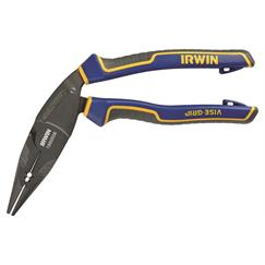 "Irwin 8"" Ergo Performance Long Nose Pliers"