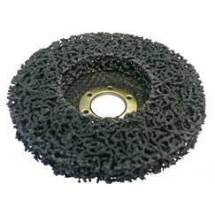 115mm Black Poly Discs