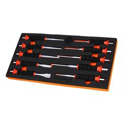Franklin 10pce Punch and Chisel Set