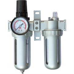 PCL Filter Regulator and Lubricator