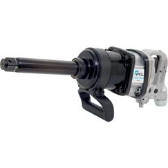 "PCL 1"" Impact Wrench and Extension 2440Nm"