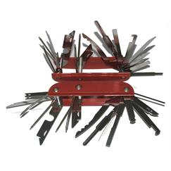 Franklin 32 pce Radio Removal Tool Set