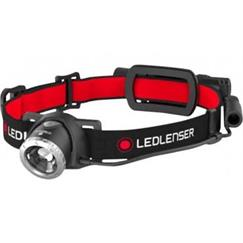 LED Lenser H-SERIES H8R 600 lm Rechargeable Head Lamp