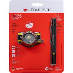 Led Lenser iH8R  and i4 Torch Offer