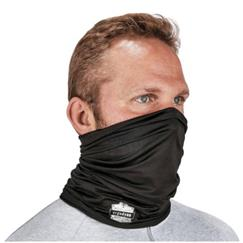 Cooling Multi-Band Face Cover Black
