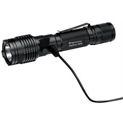 Explorer-1000 - Rechargeable LED Tactical Flashlight 1000 lm