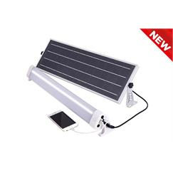 Nightsearcher Solar Sentry Rechargeable 2400 Lumen