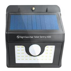 Nightsearcher Solar Sentry 400 Lumen