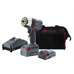 "IR Impact Wrench W5152-K22 Kit1/2"" dr 750Nm"