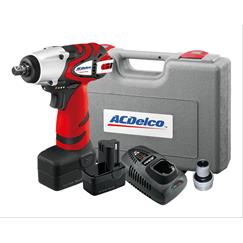 "AC Delco ARI2068 -3AEU 18v 3/8""dr Impact Wrench Kit 280Nm"