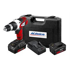 AC Delco ARD2082BEU 18v Jumbo Drill Kit 50Nm