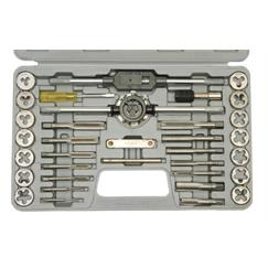 Franklin 33 pce Alloy Steel Tap and Die Set